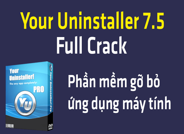 your uninstaller full crack