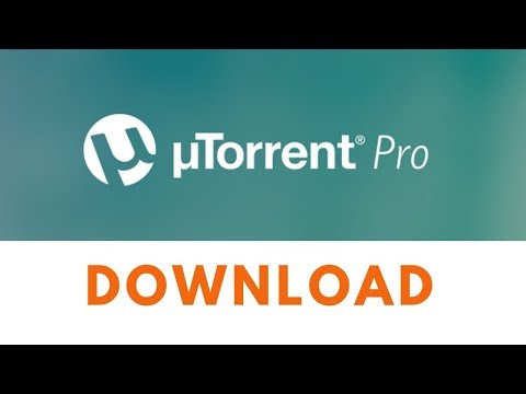 Download uTorrent Pro Crack Key