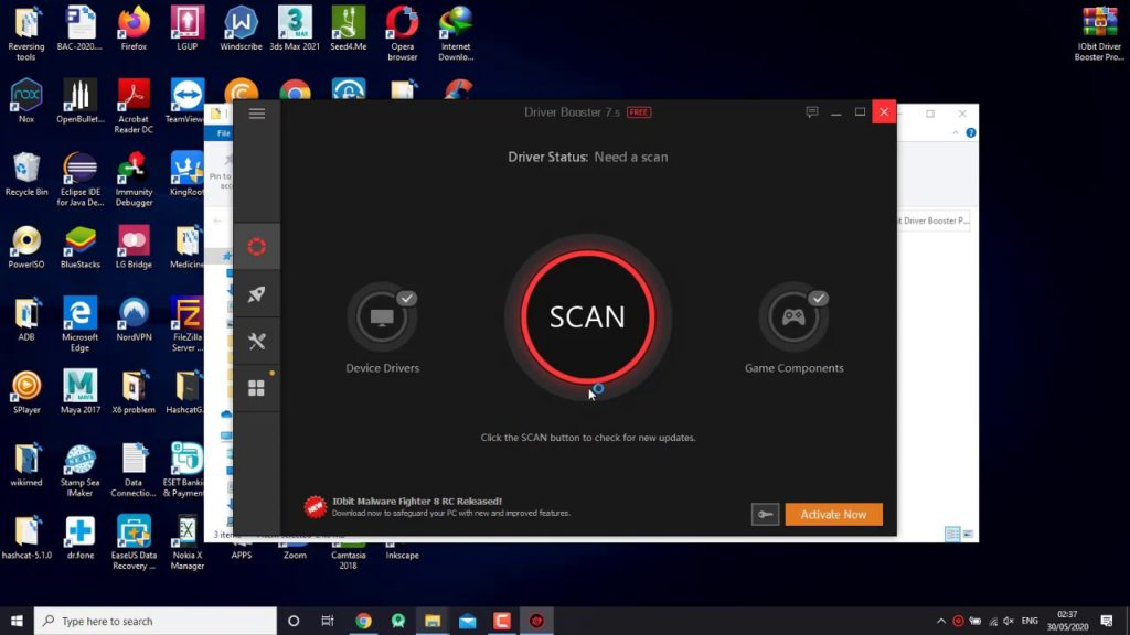 IObit Driver Booster Pro Activated
