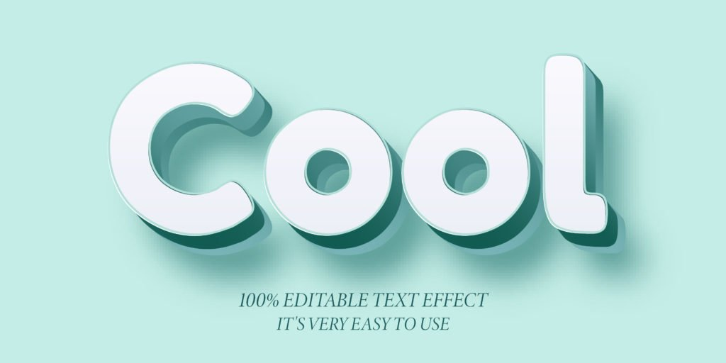 Eps text effect 01