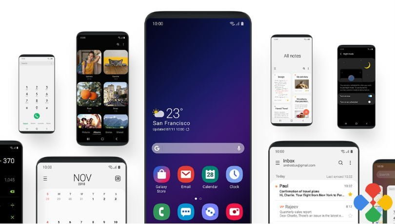 ROM S8/S8+ ANDROID 9