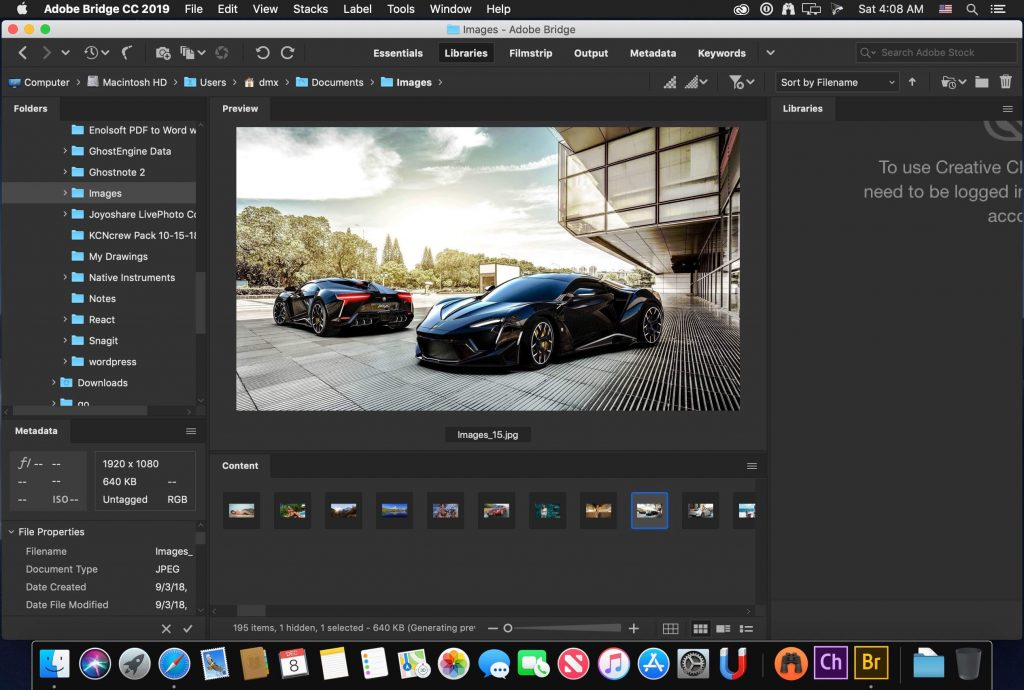 Adobe Bridge CC Full Version