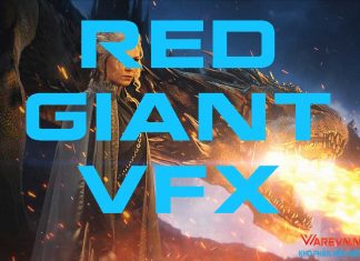 Red Giant VFX Suite