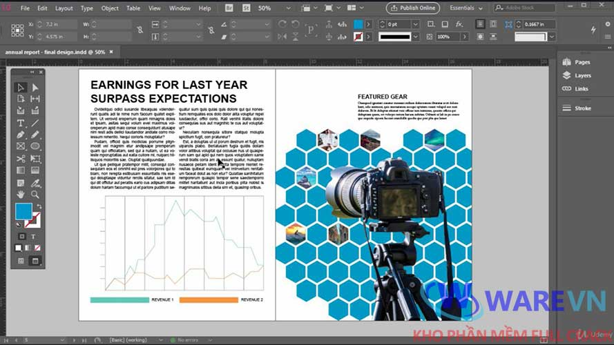 Adobe InDesign 2021 Crack