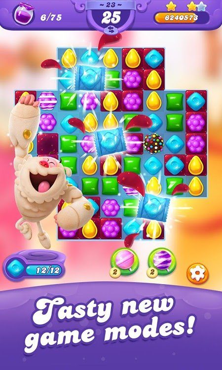 Candy Crush Friends Saga APK Mod Vô hạn