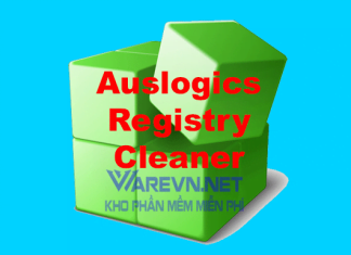 Auslogics Registry Cleaner Pro Full Crack